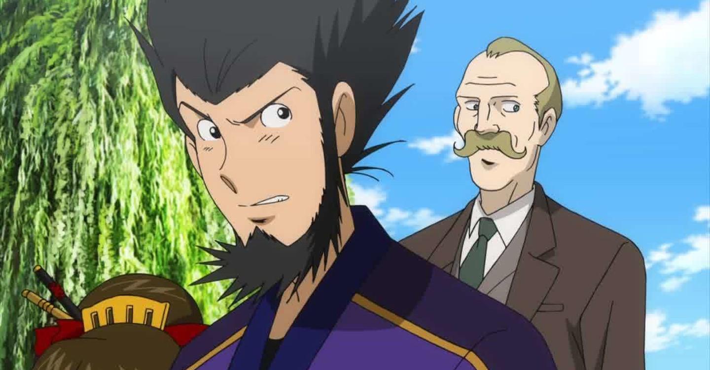 Bakumatsu Gijinden Roman: Episódio 1 ao 12