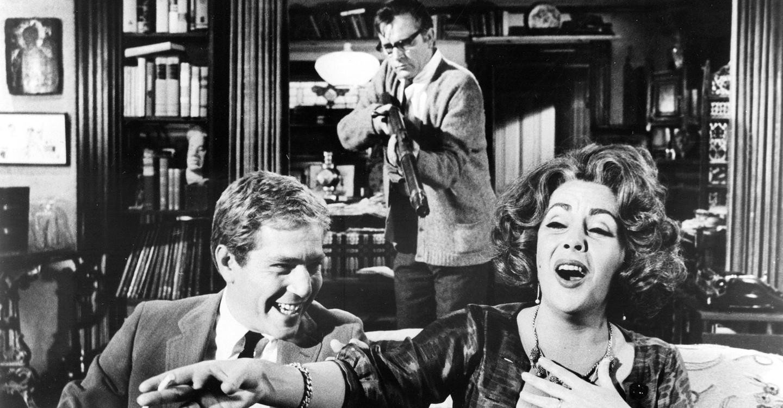 Wer Hat Angst Vor Virginia Woolf Stream