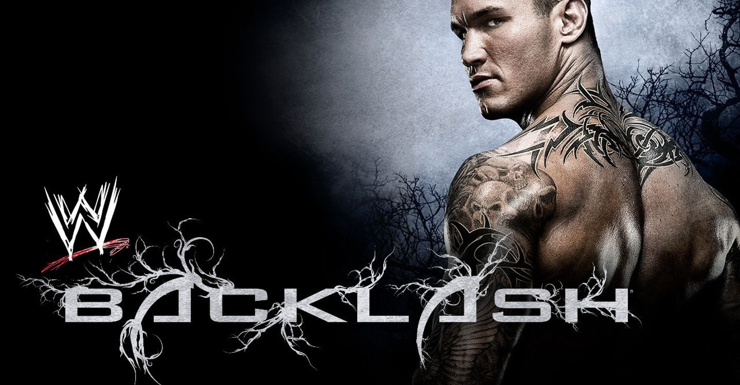 Image result for WWE Backlash 2009 poster