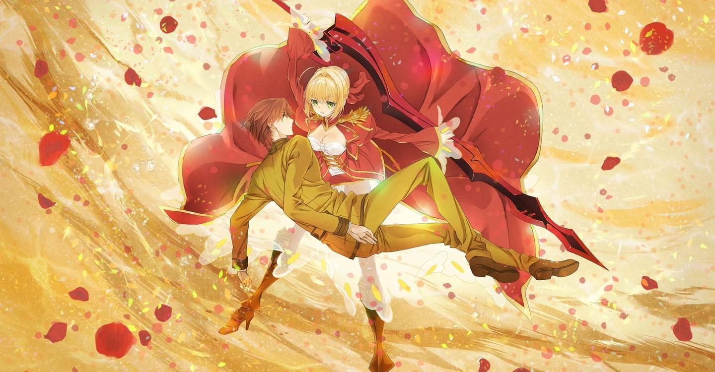Fate/EXTRA Last Encore backdrop 1