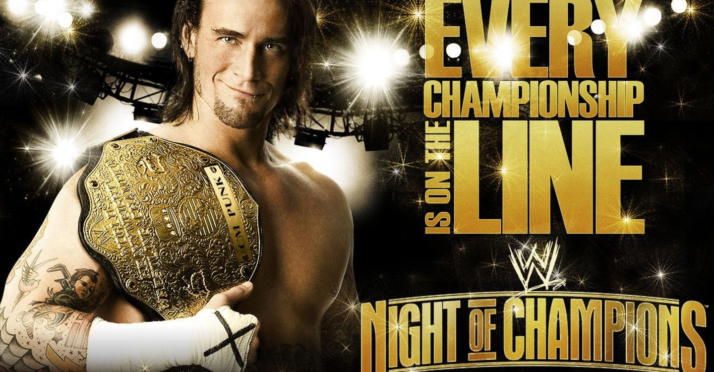 Wwe Night Of Champions 2009 Streaming Online