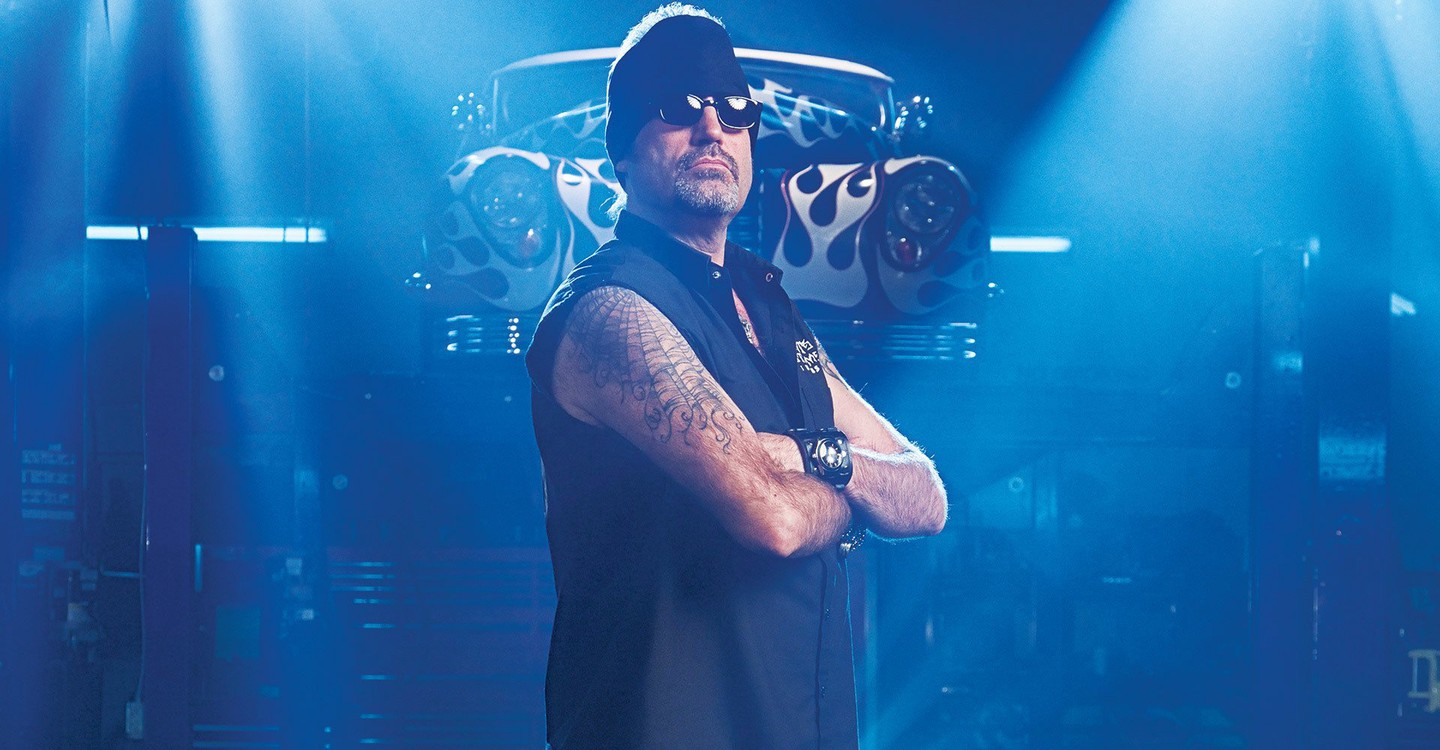 Counting Cars Streaming Tv Show Online