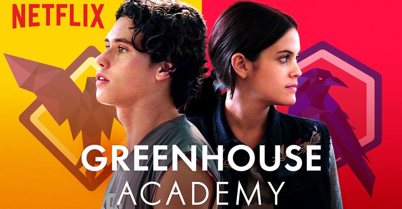 serie greenhouse academy