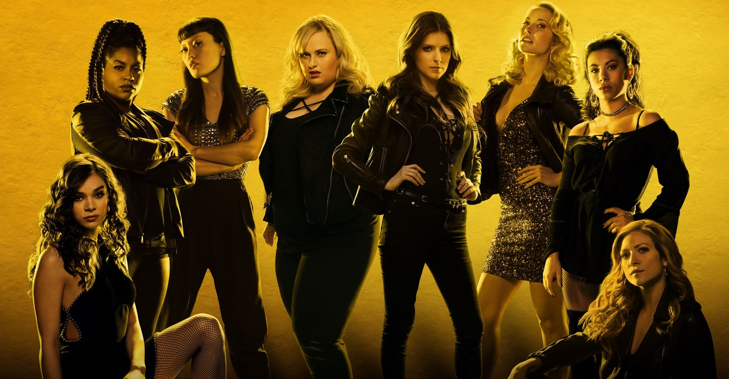 Pitch Perfect 3 backdrop 1