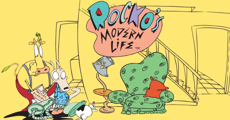 Resultado de imagen para rocko's modern life