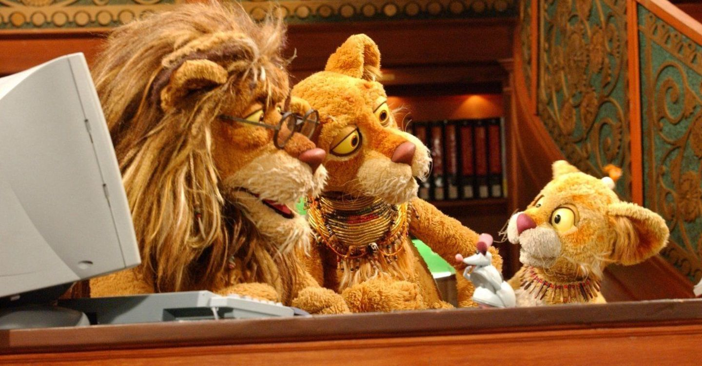 Between the Lions