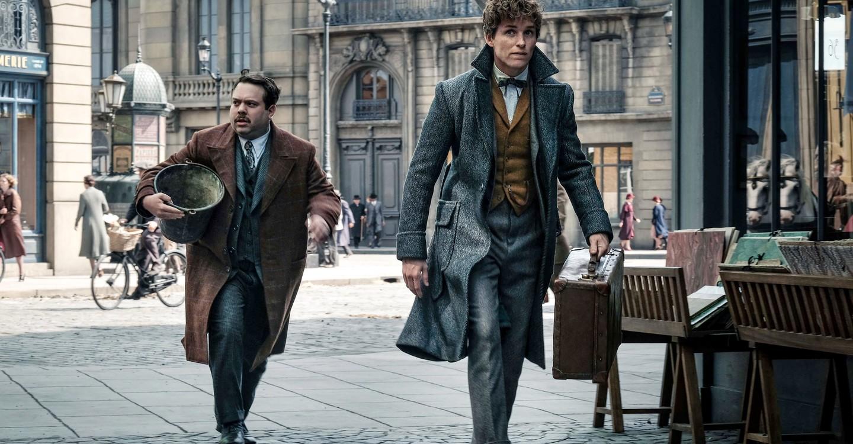 Fantastic Beasts: The Crimes of Grindelwald backdrop 1