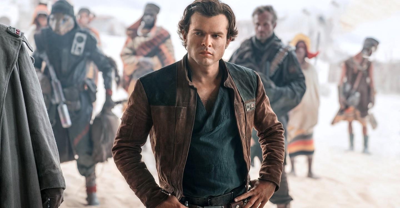 Solo: A Star Wars Story backdrop 1