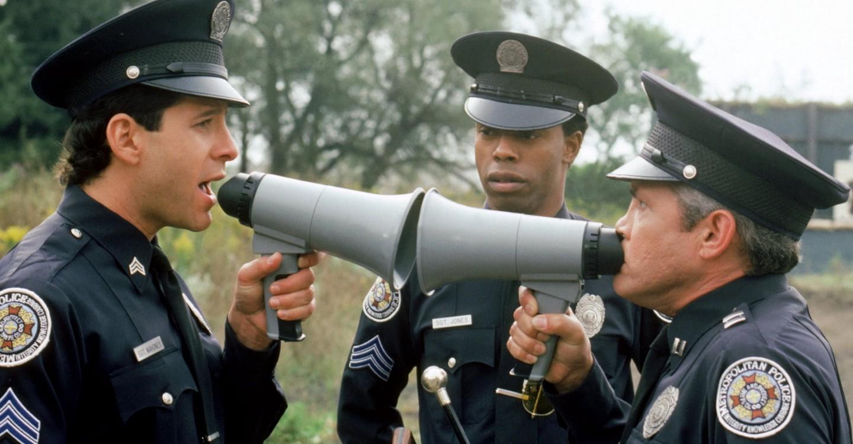 Loca Academia De Policía 4 Los Ciudadanos Se Defienden