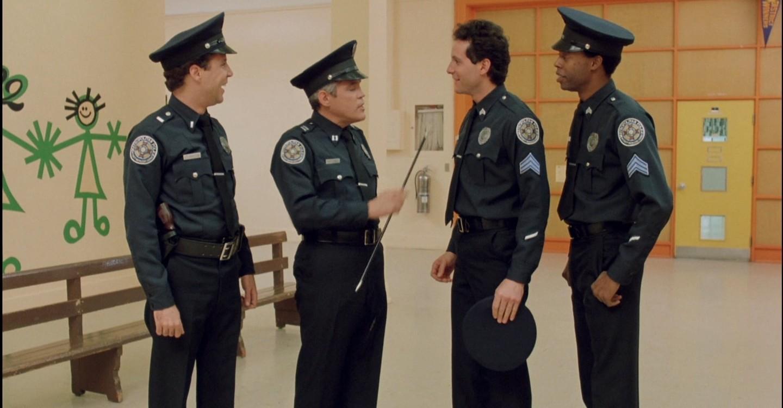 Police Academy 4 Und Jetzt Geht S Rund Online Stream