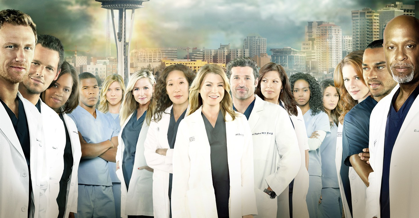 Netflix GreyS Anatomy Staffel 12