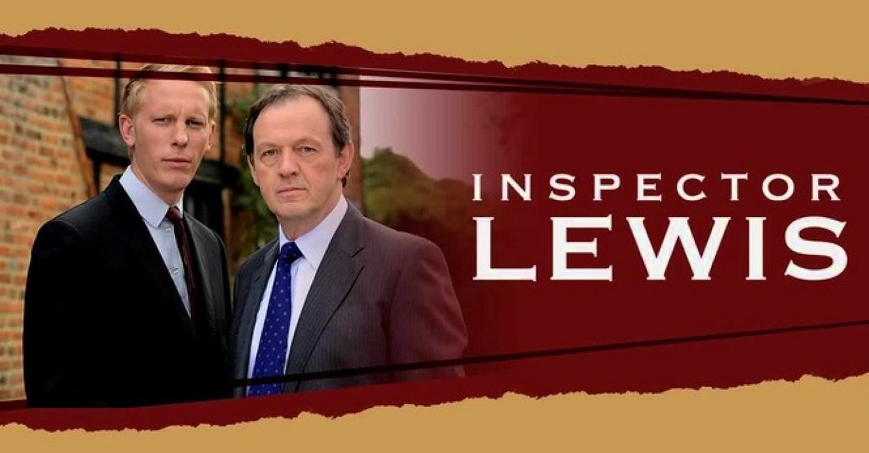 Lewis - Az oxfordi nyomozó