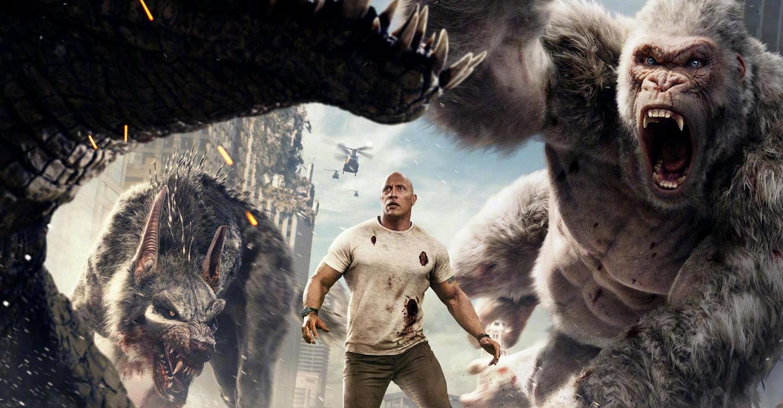 Rampage - Destruição Total - HBO GO