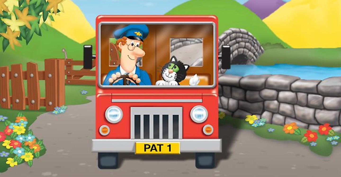 Postman Pat - watch tv series streaming online