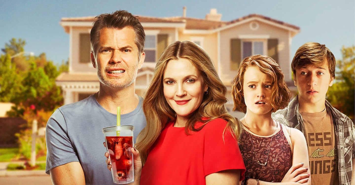 Santa Clarita Diet backdrop 1