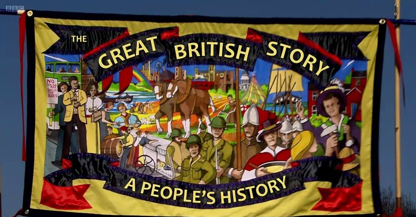 The Great British Story A People S History Sd Buy