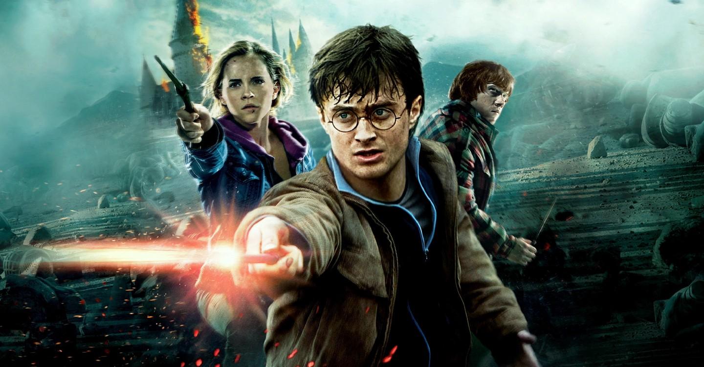 Harry Potter y las Reliquias de la Muerte - Parte 2 backdrop 1