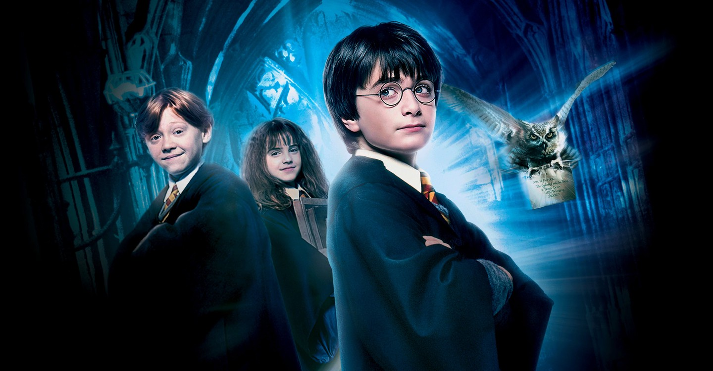 Harry Potter and the Philosopher's Stone backdrop 1