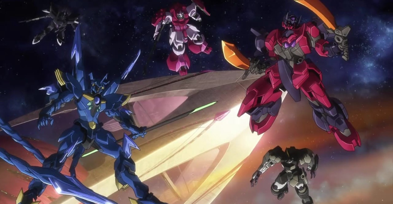 Gundam Build Divers Season 2 Watch Episodes Streaming Online