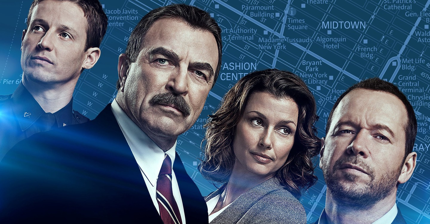 Blue Bloods backdrop 1