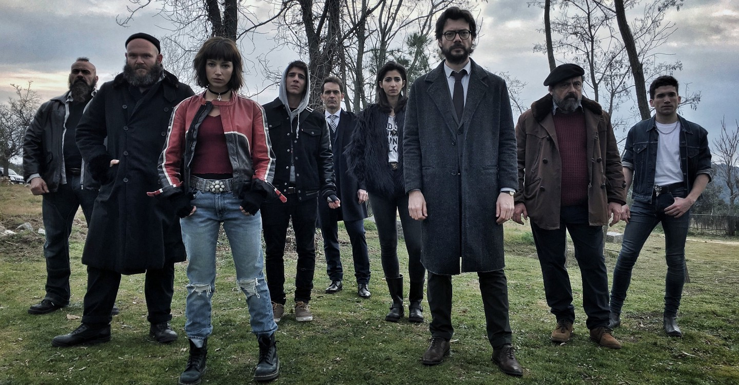 Money Heist - watch tv series streaming online
