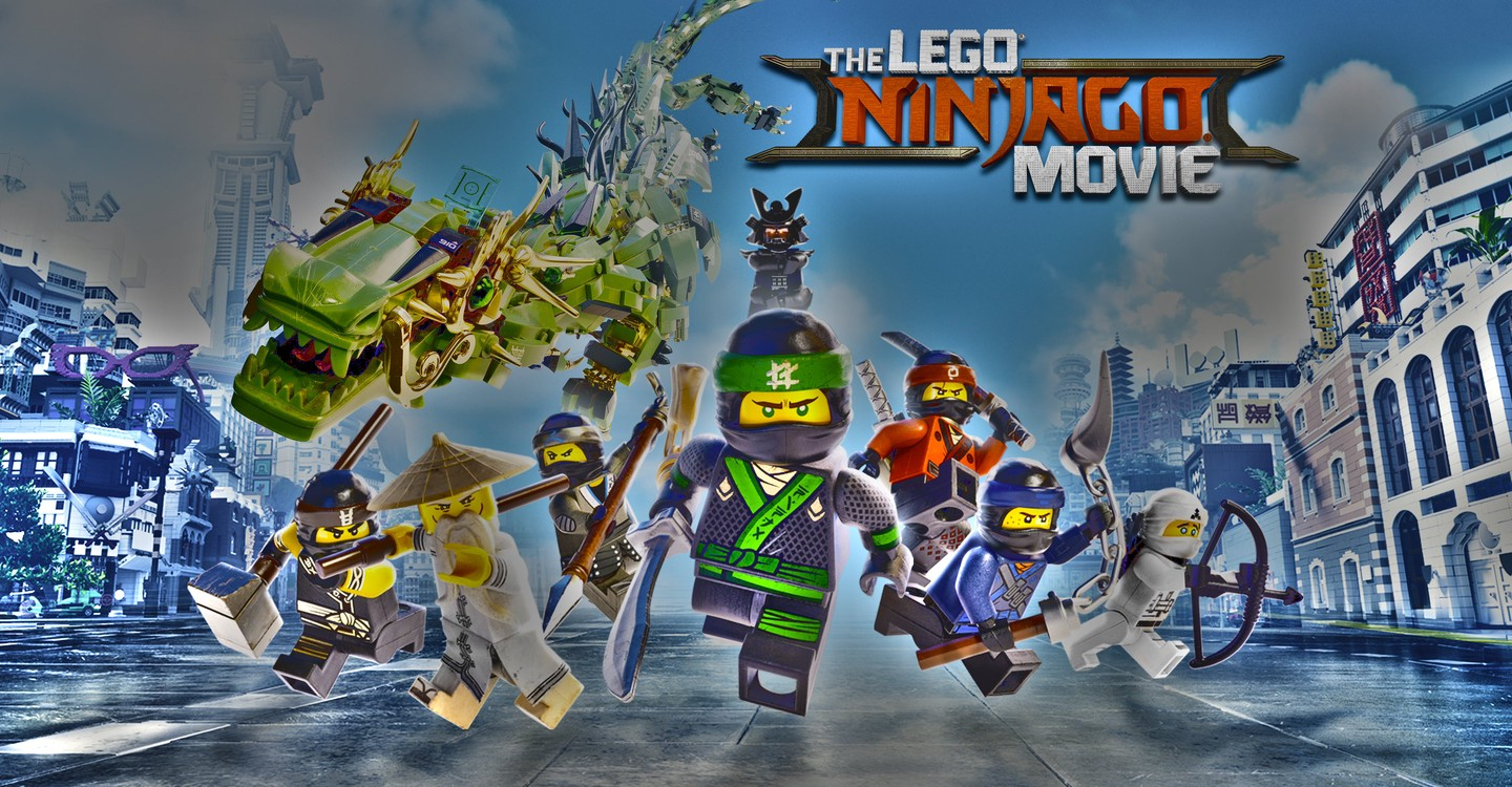 The Lego Ninjago Movie streaming: where to watch online?