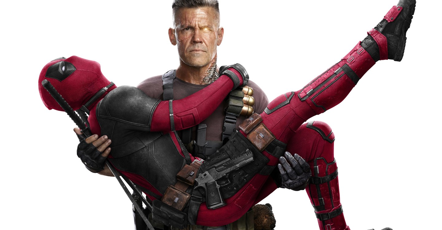 Deadpool 2 backdrop 1