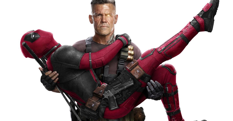 Deadpool 2 backdrop 1
