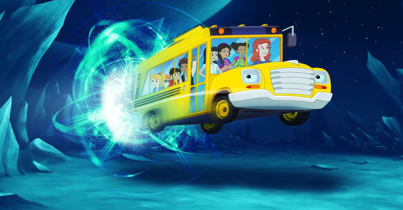 The Magic School Bus Rides Again backdrop 1