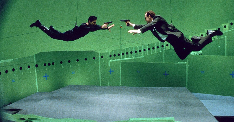 Matrix - Rückblicke, Einblicke, Ausblicke backdrop 1