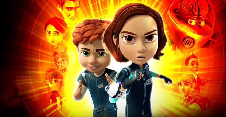 Spy Kids: Mission Critical backdrop 1