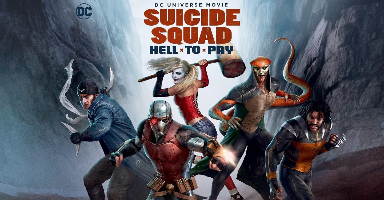 Escuadron Suicida: Consecuencias infernales online