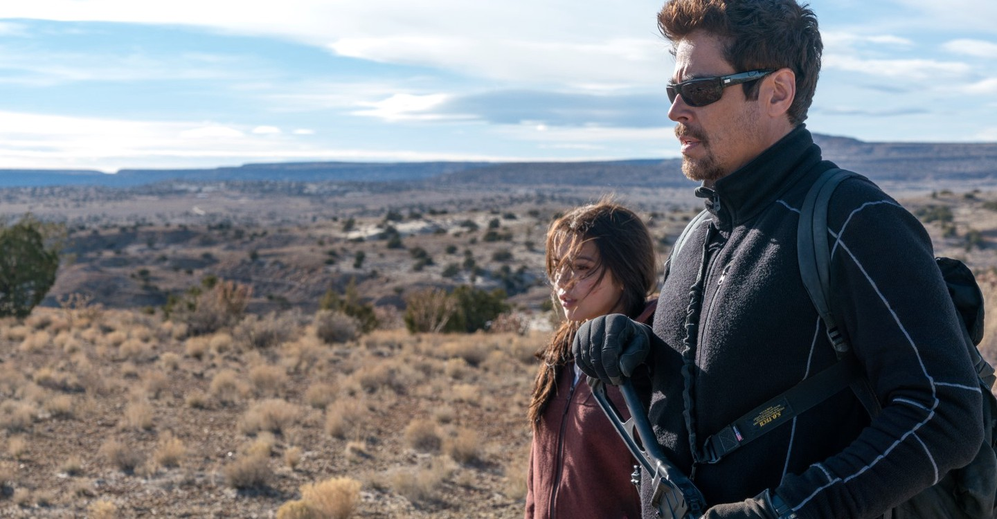 Sicario: Day of the Soldado backdrop 1
