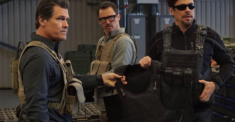 Sicário: Dia do Soldado - HBO Go