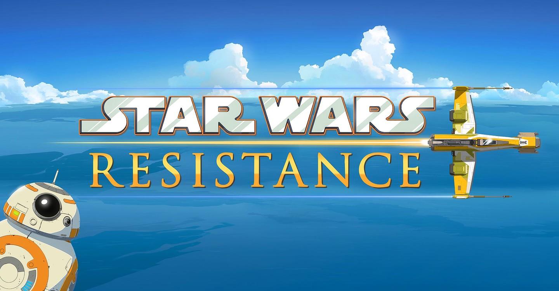 Star Wars: Resistance backdrop 1
