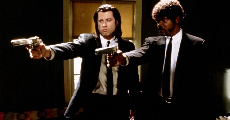 Pulp Fiction - Tempo de violência - Netflix removidos Junho 2019