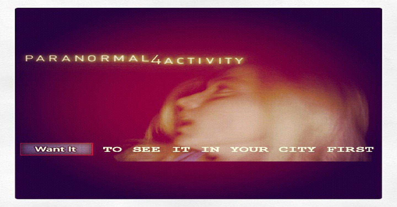 Paranormal Activity 4 backdrop 1