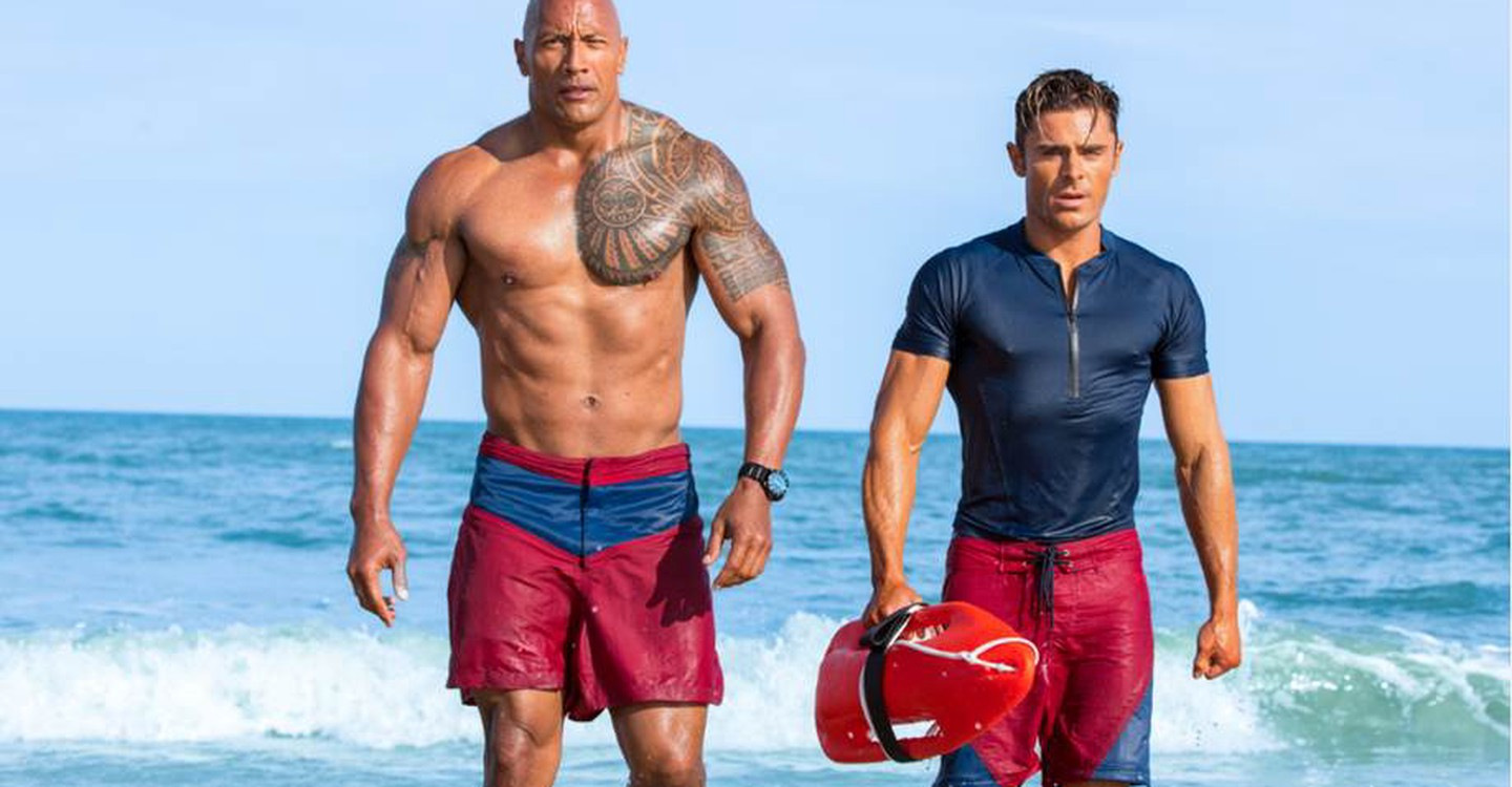 Baywatch backdrop 1