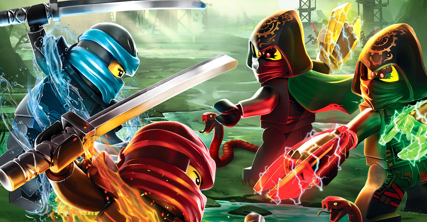 Ninjago: Masters of Spinjitzu