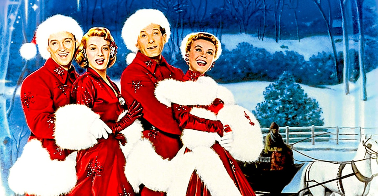 white christmas backdrop 1 - The Movie White Christmas