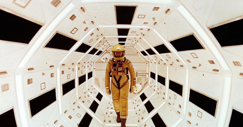 2001: Odyssee im Weltraum backdrop 1