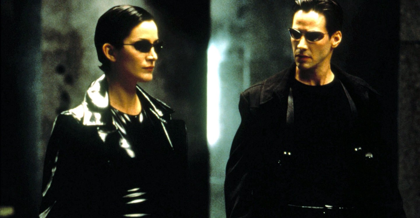The Matrix backdrop 1