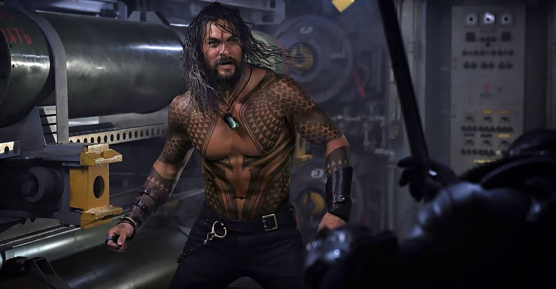 Aquaman backdrop 1
