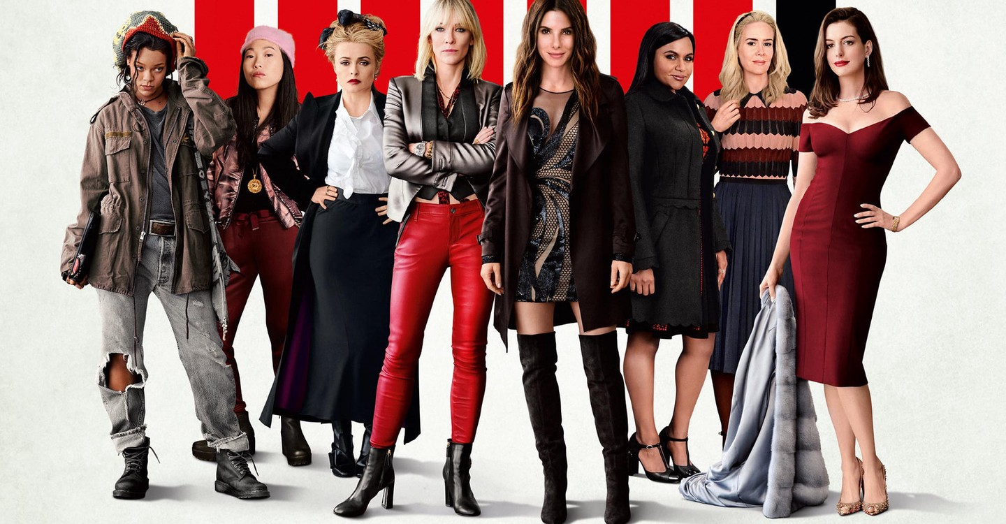 Ocean's Eight backdrop 1