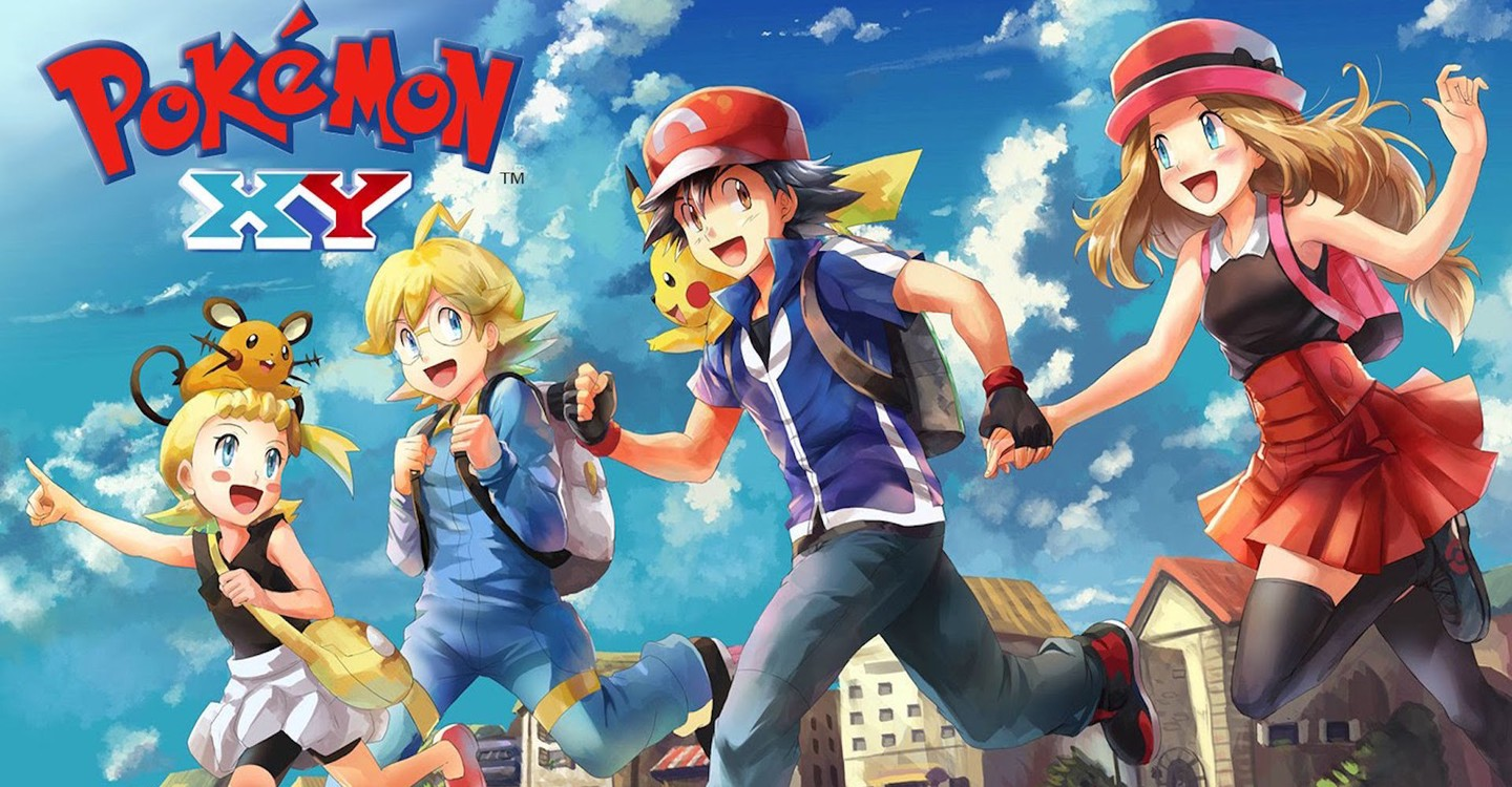 watch pokemon x and y free