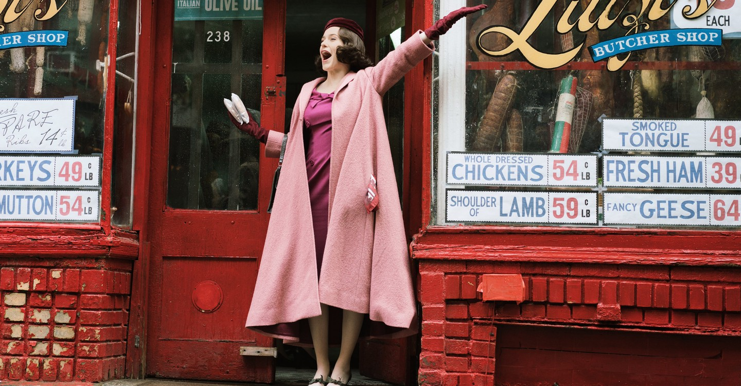 The Marvelous Mrs. Maisel backdrop 1