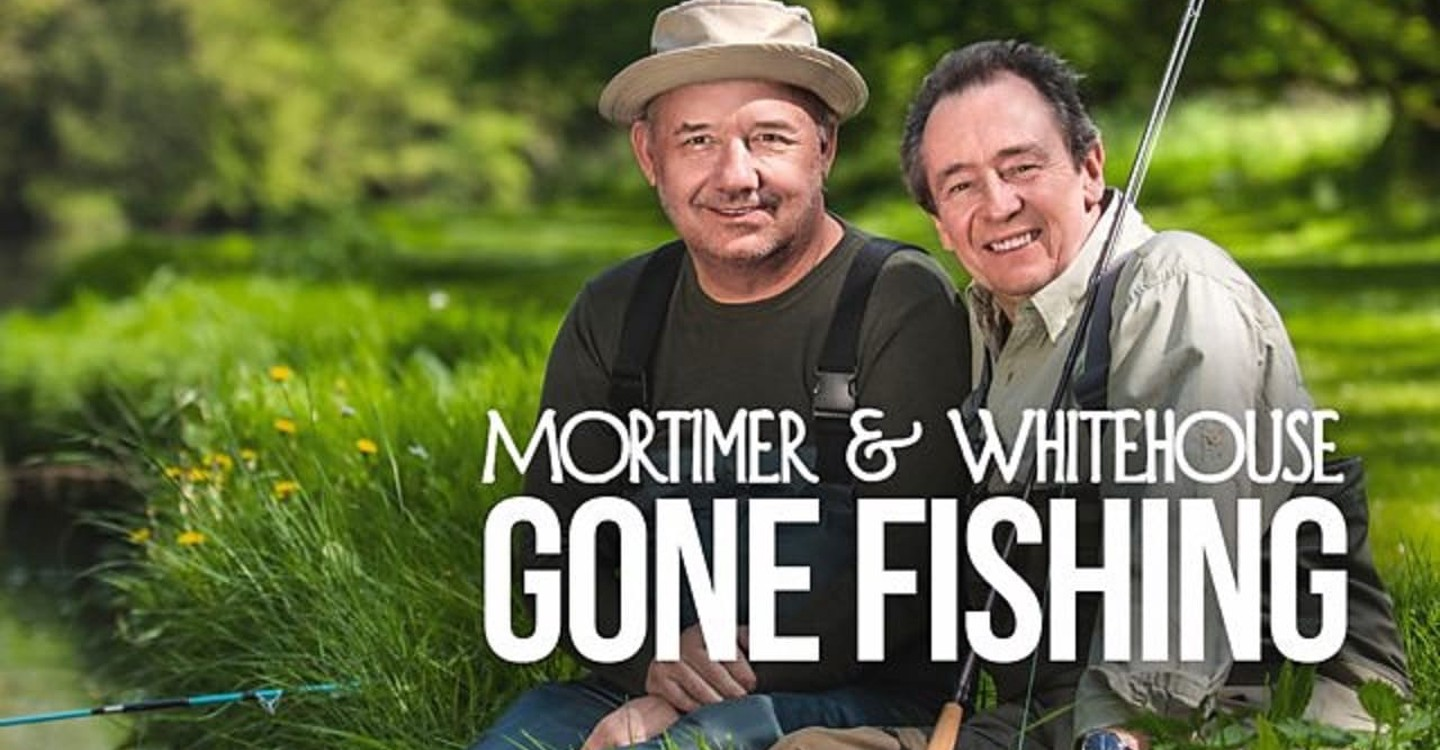 Mortimer & Whitehouse: Gone Fishing Season 2 - streaming