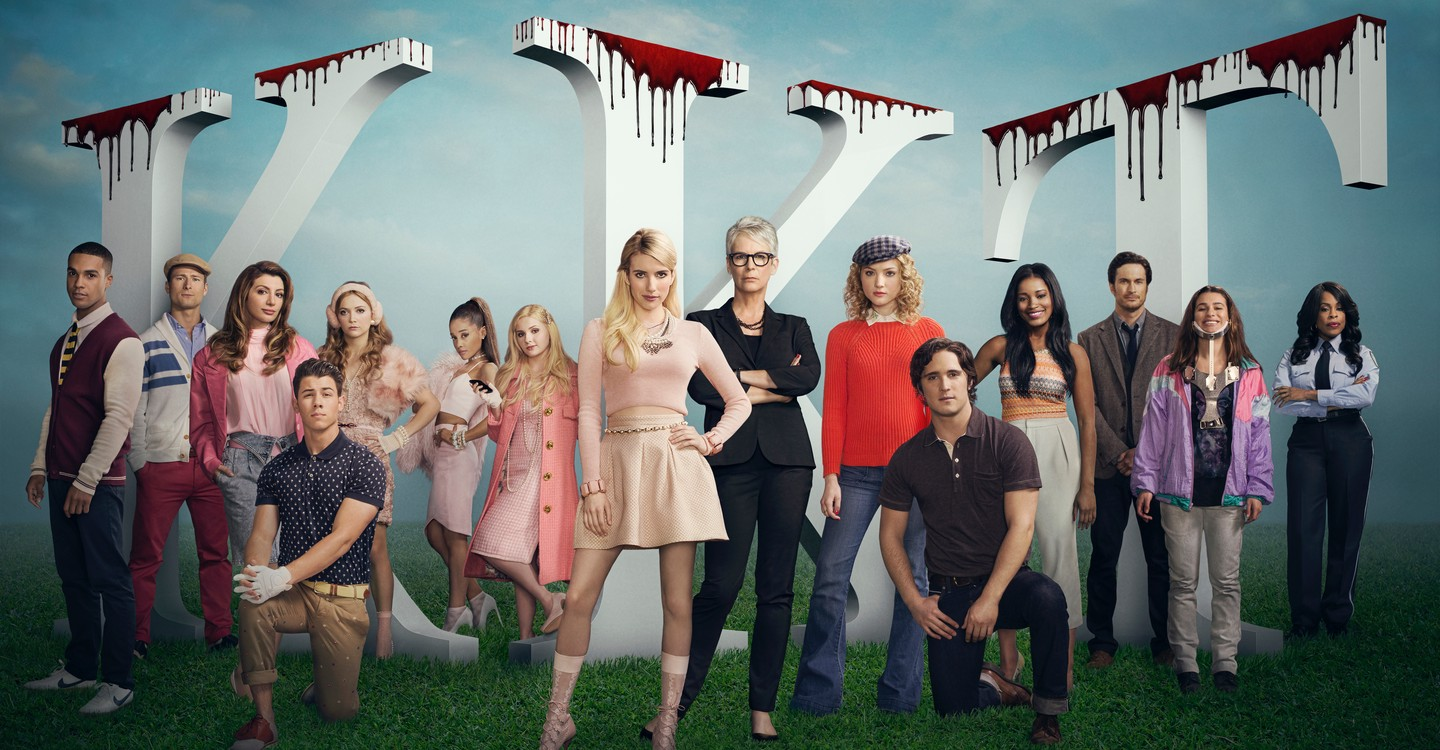 Scream Queens backdrop 1