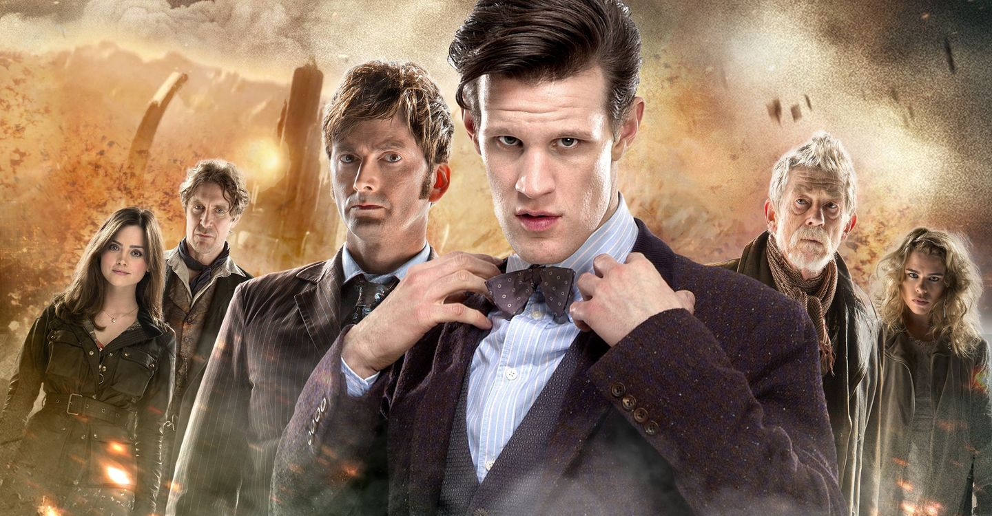 Image result for day of the doctor