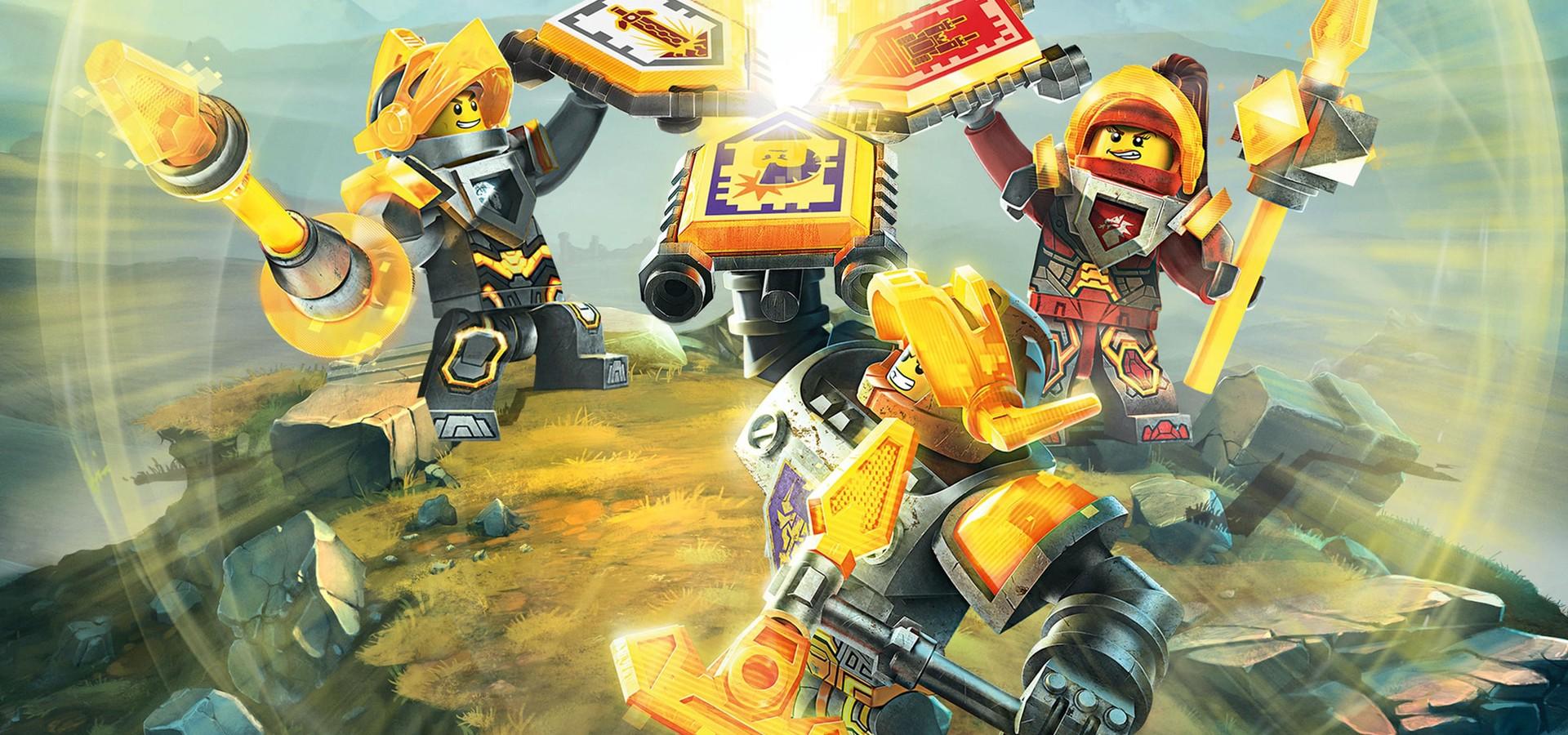 LEGO Нексо Рыцари